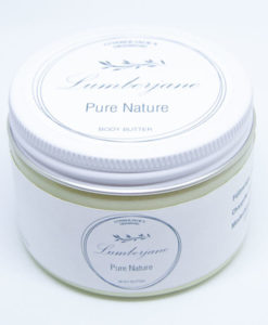 "Body Butter ""Pure Nature"""